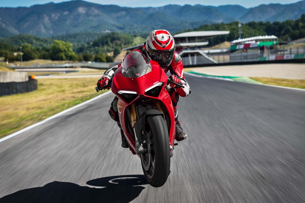 About The Rising Cost of Ducati Superbikes